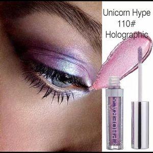 PHOERA Glitter and Glow liquid eyeshadow.  NWT